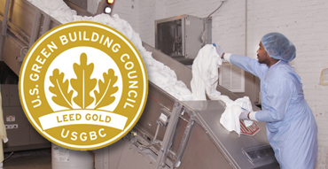 US Green Building Council LEED Gold